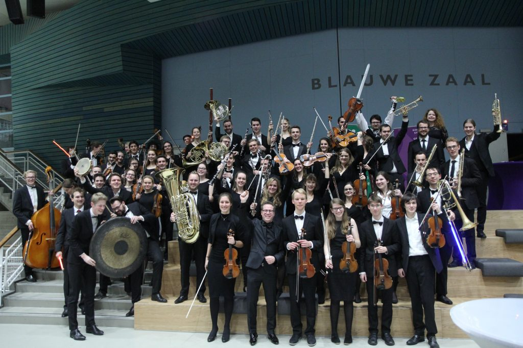 Symfonieorkest Ensuite