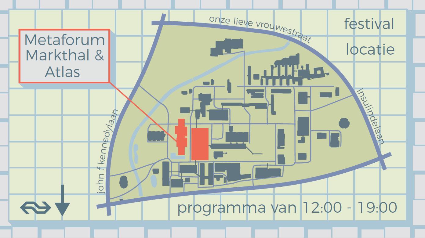 Map TU/e campus