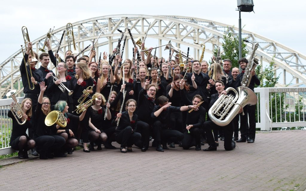 Studentenorkest QHarmony Nijmegen